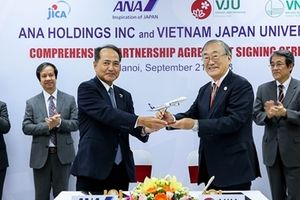 Nhật Bản giúp đào tạo nguồn nhân lực cho Việt Nam