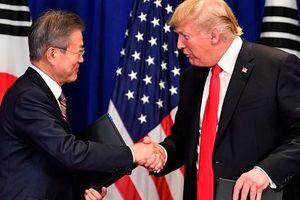 'Thỏa thuận thương mại Mỹ-Hàn đánh dấu cột mốc lịch sử'