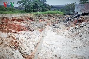 Gần 3,5 tỷ đồng đền bù các hộ dân vụ vỡ đập thải nhà máy phân bón