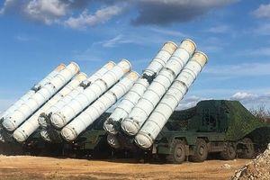 Israel 'ngồi trên lửa' khi Nga tăng cường S-300 cho Syria