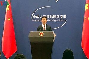 Trung Quốc ủng hộ đàm phán Hàn-Triều về Tuyên bố chấm dứt chiến tranh