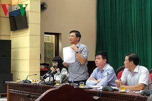 Hà Nội: Không bắt ép học sinh tham gia chương trình sữa học đường