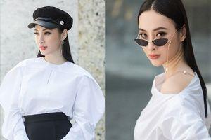 Không cần hở bạo, Angela Phương Trinh vẫn trở thành tâm điểm chú ý