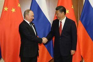 Trung Quốc muốn bắt tay với Nga chống sắc lệnh trừng phạt từ Mỹ