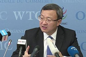 Trung Quốc: Không thể thúc đẩy đàm phán thương mại khi bị Mỹ 'kề dao vào cổ'