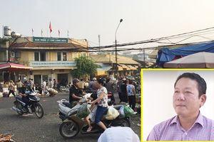 Xã hội đen 'trấn lột' ở chợ Long Biên: Tạm ngừng thu tiền bốc dỡ hàng hóa