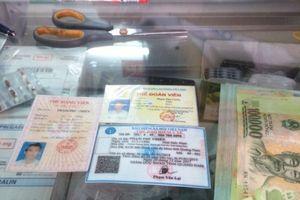Quảng Nam: Chiến sĩ công an trả lại 16,7 triệu đồng cho người mất
