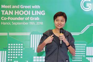Tan Hooi Ling - vị nữ tướng nơi hậu trường của Grab