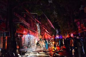 Khởi tố vụ cháy gần Bệnh viện Nhi làm 2 người tử vong