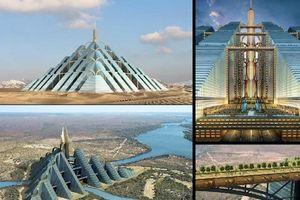Những công trình kiến trúc khổng lồ nhất