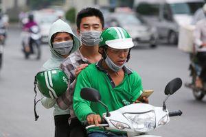Grab Bike 'đại náo' đường phố Hà Nội