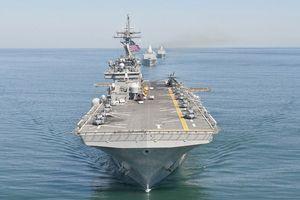 Trung Quốc không cho tàu chiến Mỹ cập cảng Hong Kong