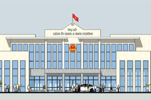 Hà Nội sẽ xây 'đồng phục' cho gần 500 trụ sở xã, phường: 'Chiếc áo không làm nên thầy tu...'