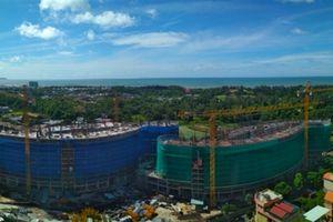 Đất công cộng thành chung cư cao tầng ở Bà Rịa-Vũng Tàu