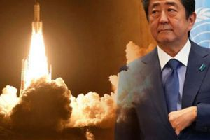 Nhật Bản chế tạo vũ khí siêu thanh đối phó Trung Quốc