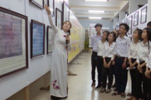 Triển lãm 'Hoàng Sa, Trường Sa của Việt Nam - Những bằng chứng lịch sử và pháp lý' tại Phú Yên