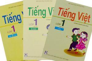 Ứng dụng sách Tiếng Việt lớp 1- công nghệ giáo dục: Nhiều phụ huynh vẫn tỏ ra lúng túng