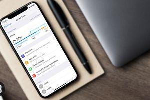 Tính năng quản lý thời gian 'Screen Time' xuất hiện trên iOS 12
