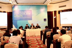 Ngân hàng phát triển châu Á (ADB) dự báo: Kinh tế Việt Nam tăng trưởng 6,9% năm 2018
