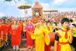 Tưng bừng Lễ hội mùa thu Côn Sơn - Kiếp Bạc 2018