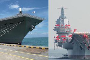 Cuộc đua tàu sân bay ở châu Á - Thái Bình Dương: Nhật - Trung so kè