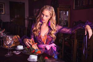 'Dệt đan mái ấm' gợi nhớ ký ức gian bếp xưa