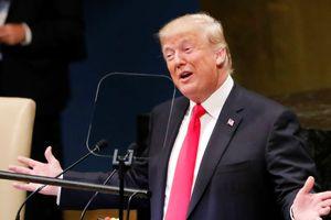 Tổng thống Trump nói gì khiến cả Đại hội đồng Liên Hiệp Quốc bật cười?
