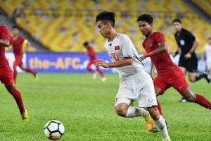 AFC khen ngợi sao trẻ Khuất Văn Khang của U.16 Việt Nam