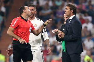 HLV Real Madrid ủng hộ áp dụng công nghệ VAR vào giải La Liga
