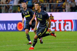 Ronaldo: Ghi bàn 3 bàn ở Serie A từ… 42 pha dứt điểm