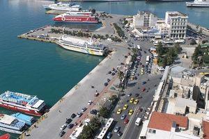 Trung Quốc mua cảng biển khiến các nước châu Âu lo ngại