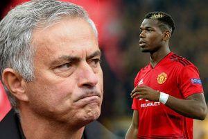 Mourinho trừng phạt Pogba, khẳng định quyền lực ở M.U
