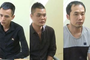 Phê chuẩn lệnh bắt tạm giam ba đối tượng cướp tiệm vàng Trường Ký
