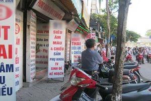 Mỗi năm Việt Nam có khoảng 300.000 ca phá thai