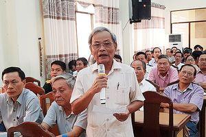 Cựu lãnh đạo Đà Nẵng gửi đến Quốc hội những bức xúc về giáo dục