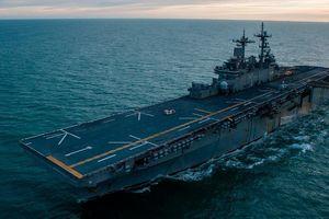Trung Quốc 'cấm cửa' tàu chiến Mỹ cập cảng Hồng Kông