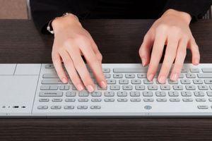 Thủ thuật khắc phục lỗi gõ bàn phím bị loạn chữ nhanh không tưởng