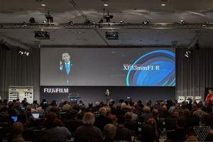 Fujifilm thông báo về việc phát triển ống kính XF33mm F1 R