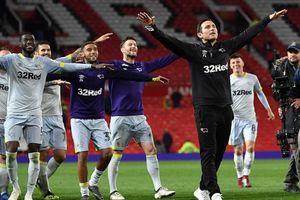 Man Utd bị đội bóng của Lampard loại khỏi Cúp Liên đoàn