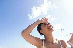 Môi trường nhiều tia cực tím có hại cho da cần tránh