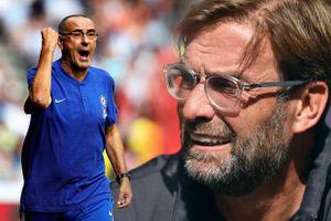 Trước cuộc đụng độ ở Cup Liên đoàn, HLV Sarri thừa nhận Chelsea chưa mạnh bằng Liverpool