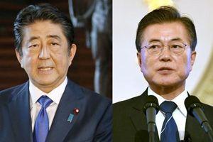 Lãnh đạo Nhật Bản-Hàn Quốc bàn về diễn biến trên bán đảo Triều Tiên