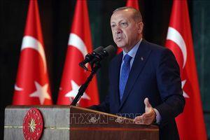 Thổ Nhĩ Kỳ chỉ trích việc sử dụng trừng phạt kinh tế làm vũ khí