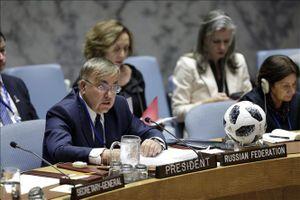 Quan chức Nga và LHQ đặc biệt quan tâm đến nhiệm vụ thành lập và khởi động Ủy ban Hiến pháp Syria