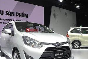 Có gì bên trong Toyota Wigo 1.2AT giá 405 triệu đồng?