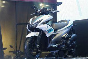 Yamaha Mio Aerox S cho phái mạnh lên kệ, giá 52,8 triệu đồng