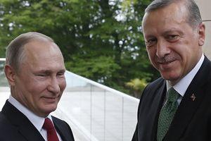 Thảm kịch IL-20 Nga và 'trò chơi vương quyền' tại Syria