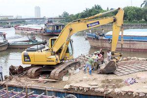 Gói thầu Xây kè sông 129 tỷ đồng ở Quảng Ninh: HCJC1 bị tố gian lận HSDT