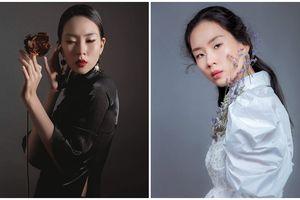 Siêu mẫu Đồng Đông Hạ: Mắt một mí chính là thương hiệu của tôi