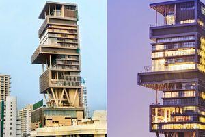 Nhà riêng đắt nhất thế giới cao 27 tầng và chỉ có 5 người ở